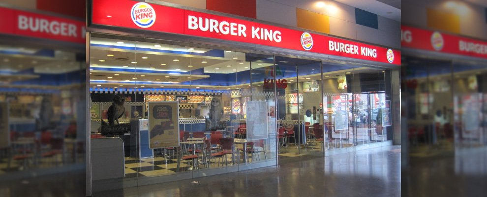 Burger King<sup>&reg</sup> C.C. Kinépolis<br>