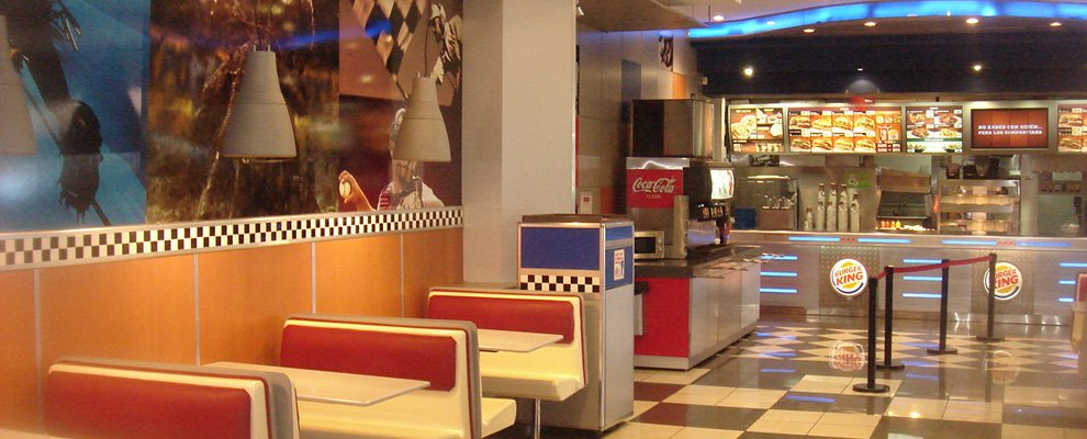 Burger King<sup>&reg</sup> C.C. Larios<br>