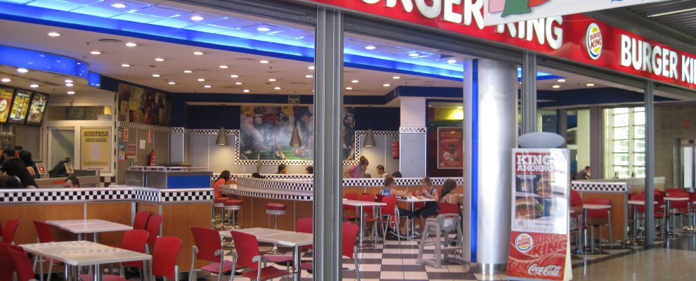 Burger King<sup>&reg</sup> C.C. Aqualón<br>