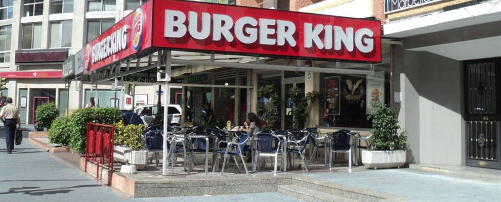 Burger King<sup>&reg</sup> Marbella Centro<br>