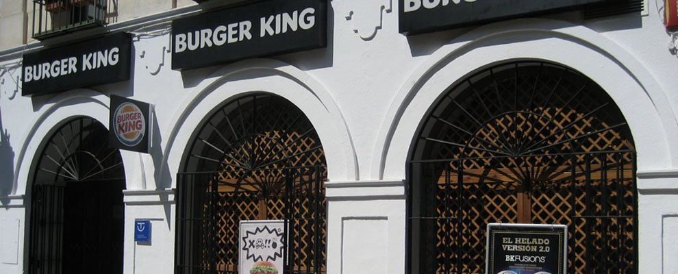 Burger King<sup>®</sup> Mezquita<br>