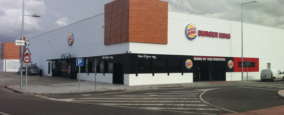 Burger King<sup>&reg</sup> Alavera<br>